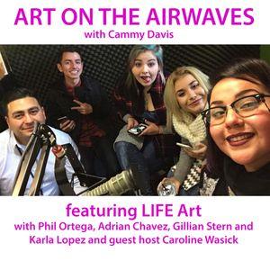 AOA With Life Art featuring Caroline Wasick