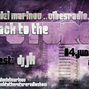 Daniel Marinov - Back To The Future 019 @ Vibes Radio Station 04 June 2012