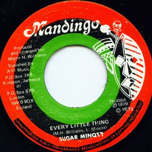 "Martin ""Mandingo"" Williams @ The Control  Crucial Selections"