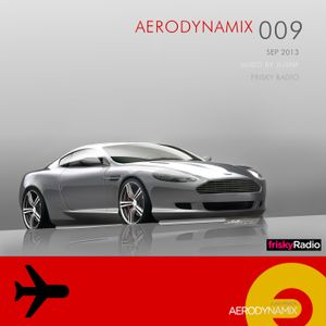 Aerodynamix 009 @ Frisky Radio September 2013 mixed by JuanP