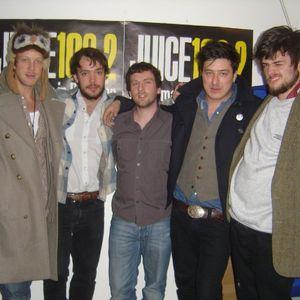 Mumford & Sons New Music Show Takeover - Brighton's Juice 107.2