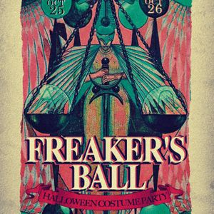 Dax Lee - Live At Freaker's Ball San Francisco 10/26/2013