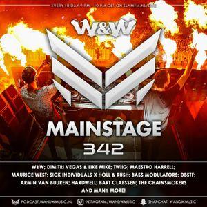 W&W - Mainstage Podcast 342.
