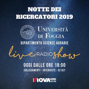 Notte dei Ricercatori Unifg 2019 - Intervista al Prof. Caruso e Prof.ssa Pilone