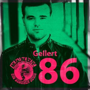 M.A.N.D.Y. Pres Get Physical Radio #86 mixed by Gellert