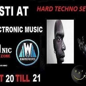 Dj STI RADIO ELECTRONIC MUSIC 2015.09.26.HARD TECHNO SET