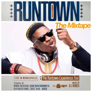 Runtown live In Minneapolis promo Mix