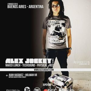 Alex Jockey @ Requiem Club - Buenos Aires Argentina