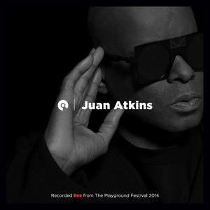 Juan Atkins - DJ set @ The Playground Presents...(2015)