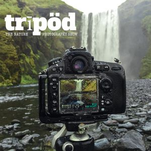 Camping out with Thomas Heaton (Tripod EP-15)