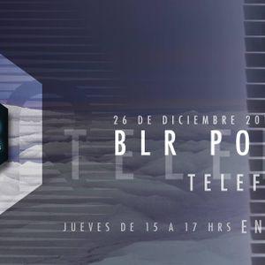 Telefon Deep BLR Podcast Crossfader.Net
