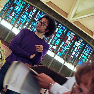 Lewisham Choral Society conductor Dan Ludford-Thomas on conducting and Saint Nicolas