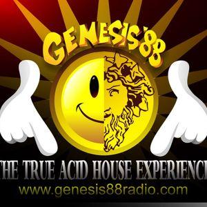 DJ ESP - Kicking It Oldskool Show 1989 Warehouse Genesis88 Radio