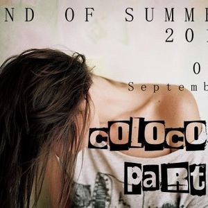 End of Summer - CoLoco Party 08-09-2012. Les Deux Freres, Nice. FR.