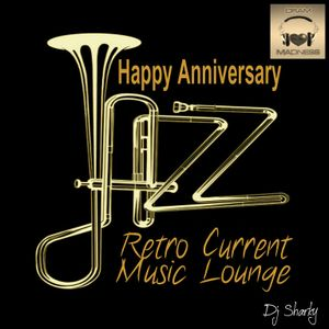 Happy Anniversary Retro Current Music Lounge