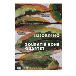 Drukkies & Soentjies LIVE met Zouratié Koné Ensemble - 4 April