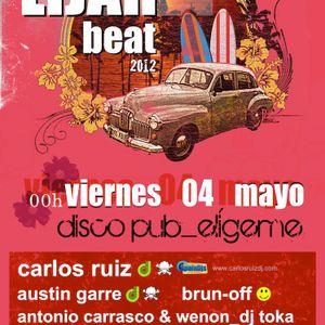 Antonio Carrasco @ Líjar Beat 2012 (4-5-2012)