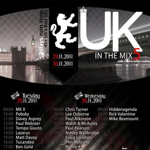 Magdelayna - UK In The Mix 005 (Afterhours FM)