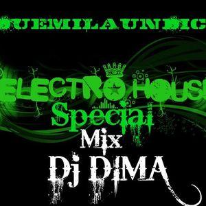 Electro House 2011 (SPECIAL MIX) DJ DIMA