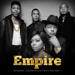Empire Cast - OST Empire Deluxe DJ Mixtape