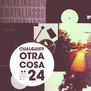 Cualquier Otra Cosa #24 Mini-mix