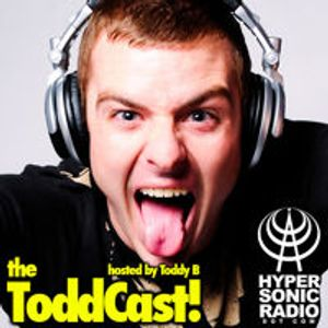 The Toddcast! #3 - Guest DJ mix by William A aka Arcader 3/15/2012