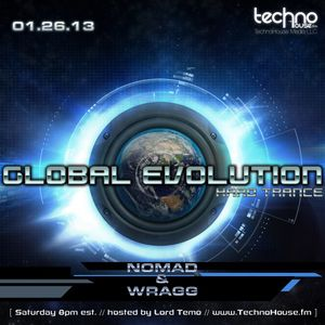 WRAGG LIVE @ GLOBAL EVOLUTION 2013 (PRODUCER SHOWCASE)