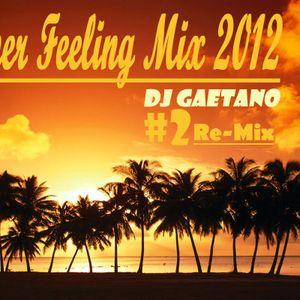 Summer Feeling Mix #2 2012 Re-Mix