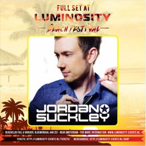 Jordan Suckley LIVE @ Luminosity Beach Festival (22.06.17)