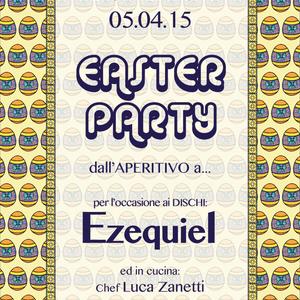 EASTER PARTY by Ezequiel @ Creme Cafè     05-04-15 (2)