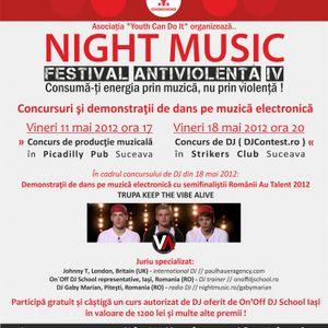 Justinho B - Night Music Festival IV