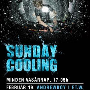 FTW  - live Sunday Cooling (2012 02 19)