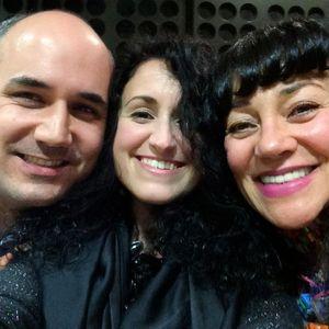 Interview at radio RDP (Passado ao Presente with Portuguese jazz singer Maria João) - 22 March 2014