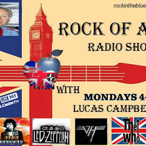 Rock Of Ages Radio Show With Lucas Campbell (3/25/19)