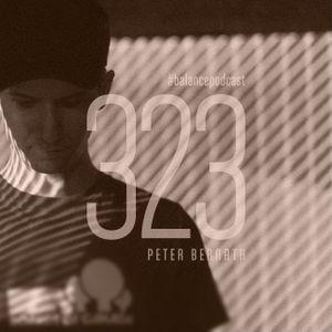 Balance.fm Podcast #323 Peter Bernath 15.01.2016