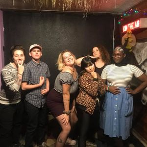 Hot Takes With Hot Dykes November Launch @ Hollow Earth Radio !