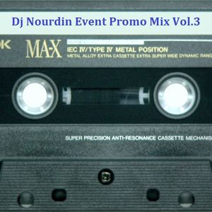 DJ Nourdin Event Promo Mix Vol.3 2016