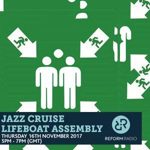 Jazz Cruise Lifeboat Assembly 16th November 2017