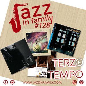 Jazz in Family #128 (Release 11 April 2019)