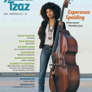 Sweet Jazz Soul # 44, 15/02/2013 (Jazz&Tzaz 214)