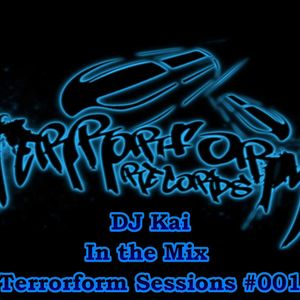 Terrorform Sessions No.001