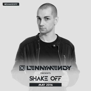 LENNYMENDY Pres Shake Off // May 2016