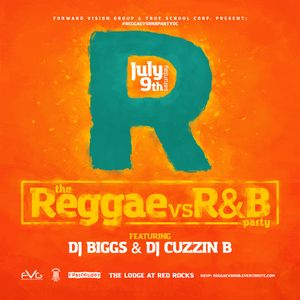 Reggae vs R&B Party Live: DJ Biggs & DJ Cuzzin B (DOWNLOAD IN DESCRIPTION)