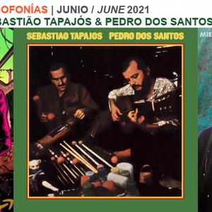 Mundofonias Favoritos de junio + Fiestas musicales