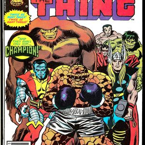 U75GMCP#72: Marvel Two-In-One Annual #7 with Jon M. Wilson