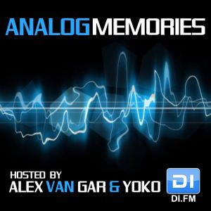 Analog Memories (DI.FM) - Episode 001 [02-08-2012] - Alex Van Gar