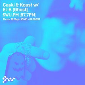 SWU FM - Caski w/ EL-B - May 19