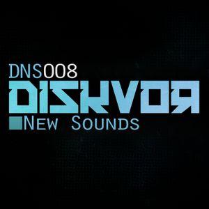 Diskovr New Sounds - DNS008
