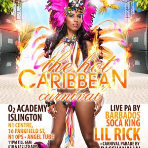 """The Djahman """"HOT CARIBBEAN CARNIVAL PARTY"""" official mix"""