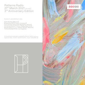 Patterns Radio Nr. 36 w/ Chris Kontos (21/03/21)